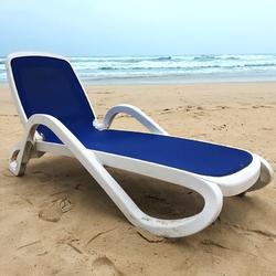 舒纳和直供 进口意大利沙滩椅防锈耐用图片