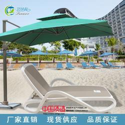 2019新款泳池躺椅承重150KG舒适耐用图片