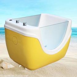 婴儿游泳池按摩冲浪功能池图片