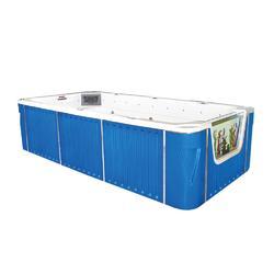 亚克力儿童游泳池的正确安装方法图片