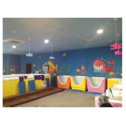 河北省晉州市兒童室內水上樂園加盟電話圖片