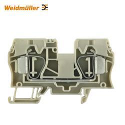 魏德米勒接线端子-ZDU 10 魏德米勒直通式接线端子德国图片
