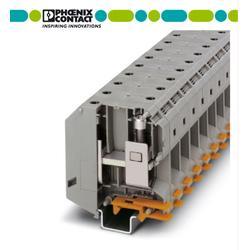 原装正品菲尼克斯接线端子UKH95连接器导轨式大电流接线端子图片