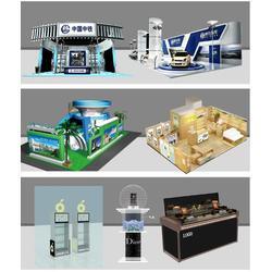金北方广告-黑龙江专业广告设计-哈尔滨装饰展柜设计图片