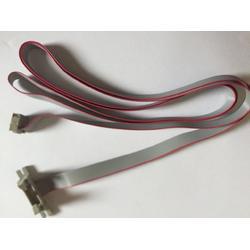 西门子S7-200 PLC扩展模块延长线 I/O模块连接线 10针转接数据线图片