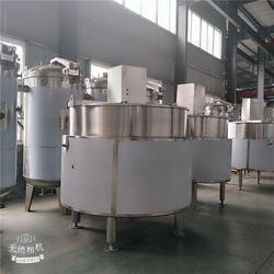 搅拌式夹层锅参数-香港搅拌式夹层锅-诸城神龙机械图片