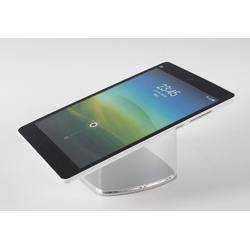 数码平板写读机展示水晶亚克力支架透明方型圆盘苹果IPD专用底座图片