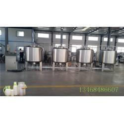 老酸奶发酵机-凝固型酸奶生产线-牛奶灌装生产线图片