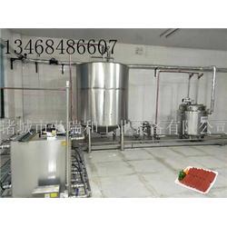 鸭血豆腐设备-血豆腐加工机器厂家-小型鸭血生产设备图片
