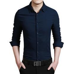 单位职业装定做丨商务职业装定制丨顾然服饰衬衫定做图片