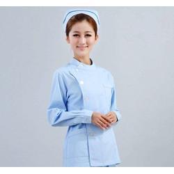 新款护士服美容院工作服养生会所工作服图片
