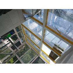 阳光房窗户玻璃贴膜,包工包料专业上门施工图片