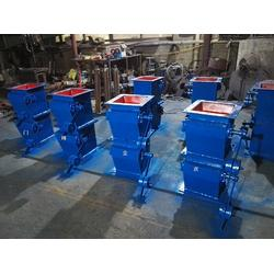 ZXF-II双层重锤翻板卸灰阀、焊接制造、厂家优质锁气翻板阀价格
