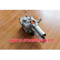 生产销售塑钢带气动打包机图片