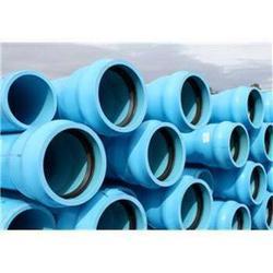 给水用高性能硬聚氯乙烯PVC-UH管材主要用于供水系统和中水、化工介质输送、市政承压排水、排污等领域图片