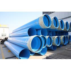 pvcuh 灌溉大口径管材供应厂家图片
