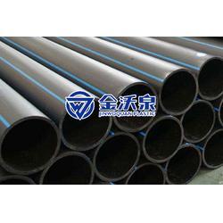 金沃泉大口径PVC给水管 PE管材图片