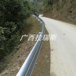 马山县防撞波形护栏 乡村公路护栏 护栏厂家图片