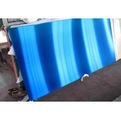 蓝色妖姬不锈钢拉丝板老厂家图片