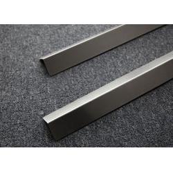 黑钛不锈钢包边条图片