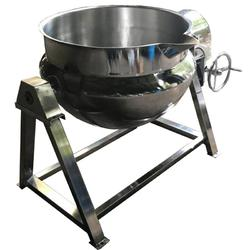 鸭舌鸭锁骨卤煮锅 ?#20811;?#40493;卤煮不锈钢燃气煮锅 夹层锅型号齐全图片