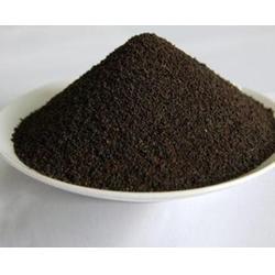锰砂滤料厂家-中润净水-锰砂滤料图片