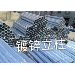 护栏板专业施工厂家:详细的立柱安装要求图片