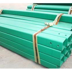 护栏板厂家直销波形护栏板,护栏板立柱,法兰立柱图片