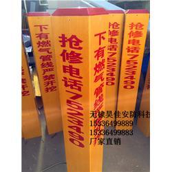 供应供水标志桩 国防光缆标识桩 警示桩 地埋标志桩 公路分界桩生产厂家图片