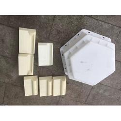 护坡六角模具 六角防护模具图片