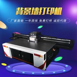 基汇uv打印机3D浮雕背景墙UV打印机生产厂家 无需晒版瓷砖平板打印机图片