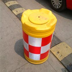 吹塑防撞桶600*800 道路隔离分道交通设施图片