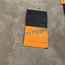 厂家直销优质橡胶减速带 交通设施减速垄 公路减速板道路缓冲带图片