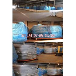 缆索防锈包装用VCI防锈袋图片