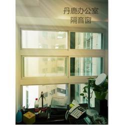 推拉式铝钛合金特制隔音窗尽在丹鹿十大品牌图片