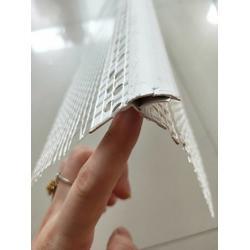 檐口老鹰嘴滴水线条,PVC滴水线厂家图片