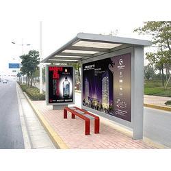 公交候車亭設計制作 捷信標牌科技有限公司圖片