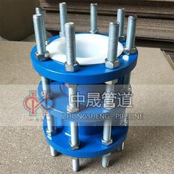 专业衬四氟 PTFE内衬传力接头伸缩器 无缝加厚排污管道专用图片