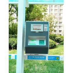 居民社区壁挂式小区充电站安装-全国城市合作人加盟-云鸟科技图片