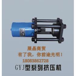 展晶-云南挤压机-昆明高压电动油泵图片
