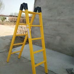 玻璃钢绝缘梯 电力绝缘关节梯直梯两用梯子哪家专业图片