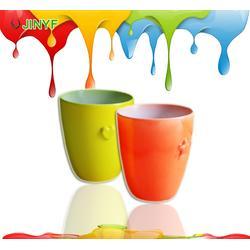 金釉发环保水性玻璃陶瓷荧光漆 低温水性荧光烤漆图片