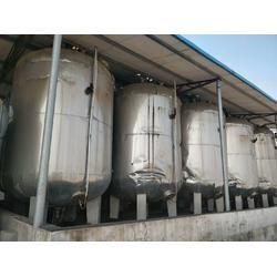 多件不锈钢反应釜工厂紧急转让图片