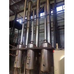 九成新3吨单效二手强制循环蒸发器废铁价出售图片
