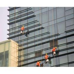 外墙玻璃清洗-合肥外墙玻璃清洗-合肥赴临(查看)图片