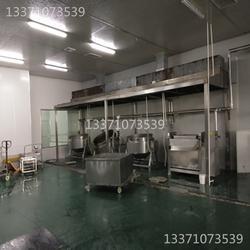 酱料工艺流程-酱料清洗设备生产