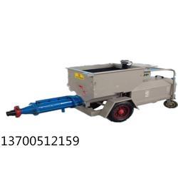 厂家直销螺杆式水泥砂浆灌浆泵 小型水泥螺杆式灌浆机图片