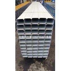 彩钢板落水管 彩钢落水管130彩钢落水管图片