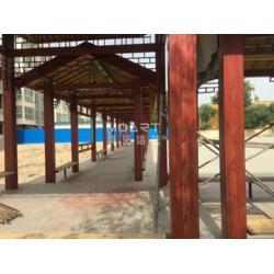 水性氟碳木纹漆不锈钢护栏木纹漆施工量大从优图片