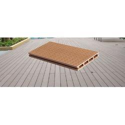 厂家热销 户外防水防霉耐磨木塑地板 塑木共挤地板图片